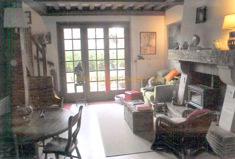 Vendita nell' vitalizio di vita casa Tourgeville 420000€ - Fotografia 4