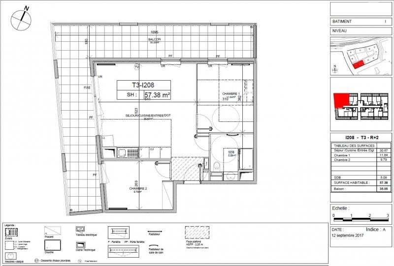 Deluxe sale apartment Montpellier 259000€ - Picture 4