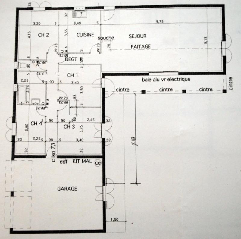 Vente maison / villa Fayence 445000€ - Photo 7