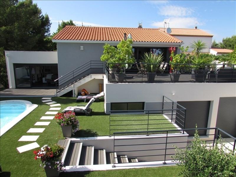 Vente maison / villa Beziers 550000€ - Photo 1