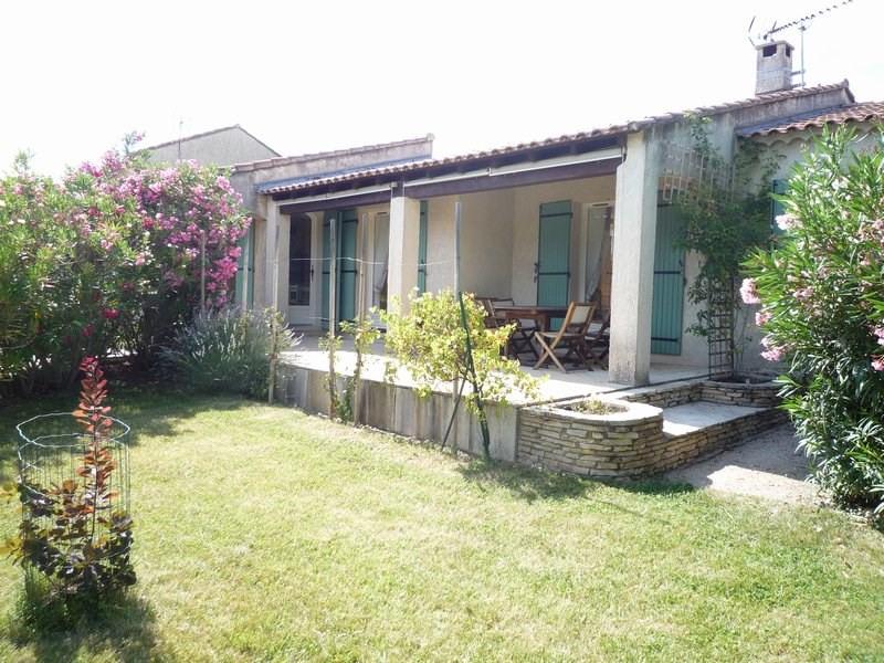 Sale house / villa Camaret sur aigues 388500€ - Picture 2