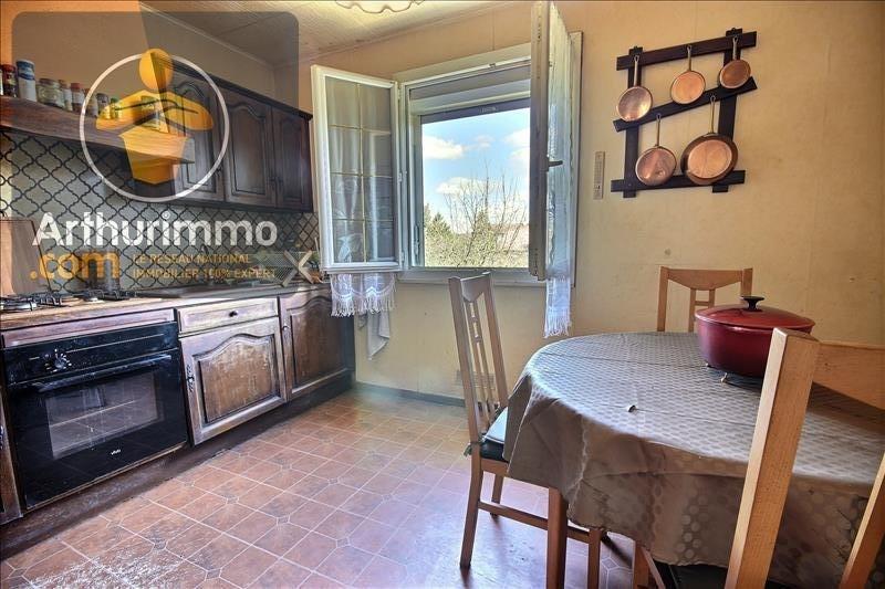 Vente maison / villa St andre le puy 168000€ - Photo 2