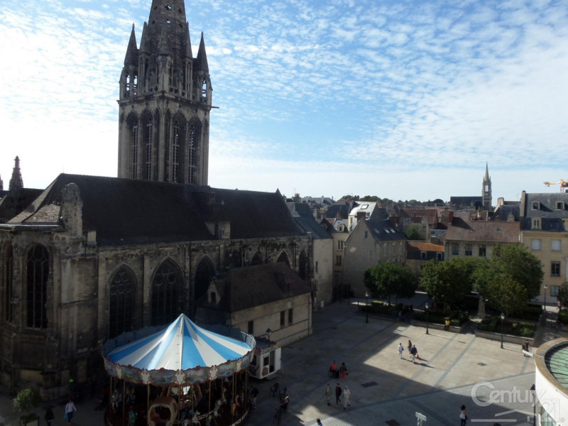 Locação apartamento Caen 420€ CC - Fotografia 5