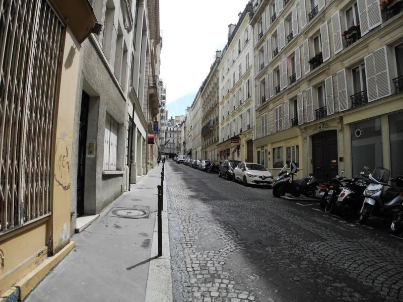 Vente appartement Paris 17ème 105000€ - Photo 7