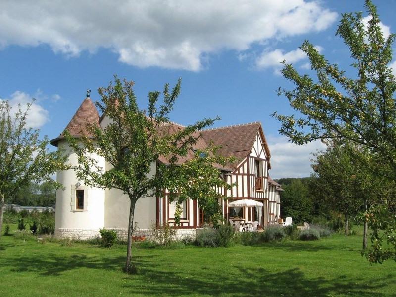 Revenda residencial de prestígio casa Canapville 795000€ - Fotografia 4
