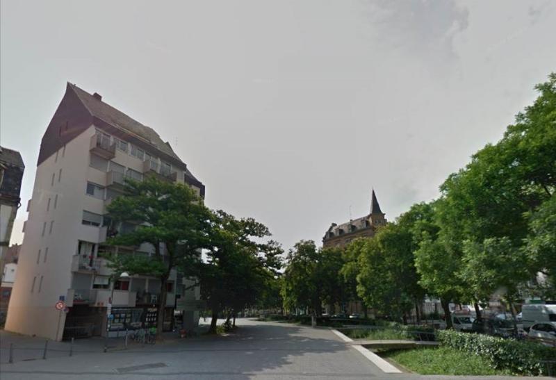 Vermietung wohnung Strasbourg 475€ CC - Fotografie 1