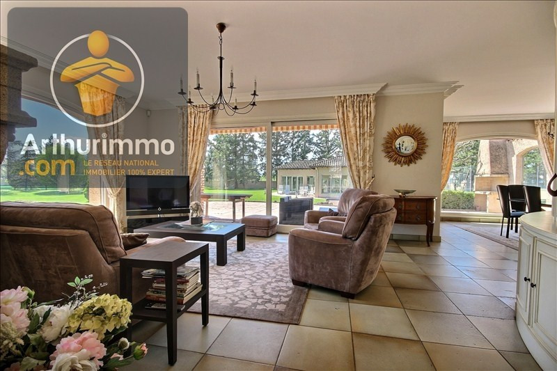 Vente de prestige maison / villa Montrond les bains 750000€ - Photo 2