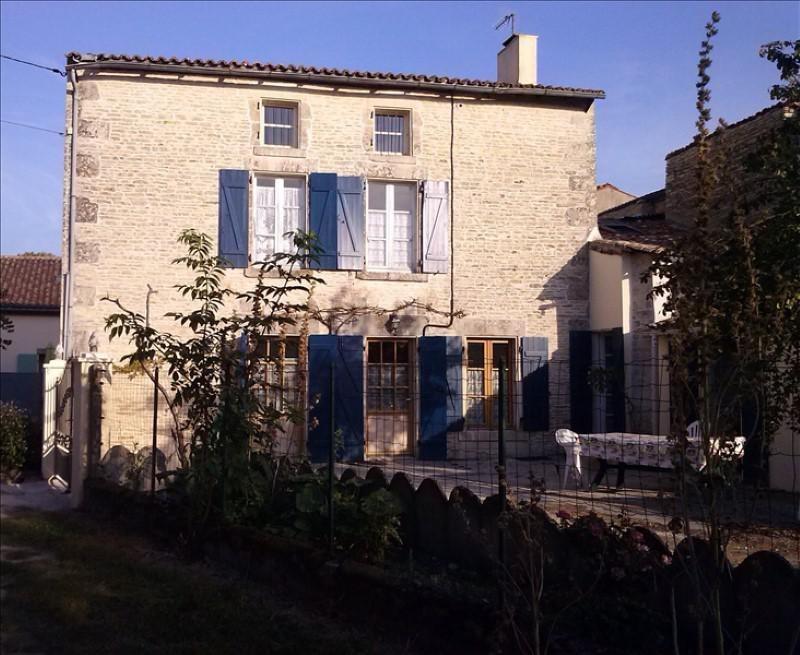 Sale house / villa Arcais 137000€ - Picture 1