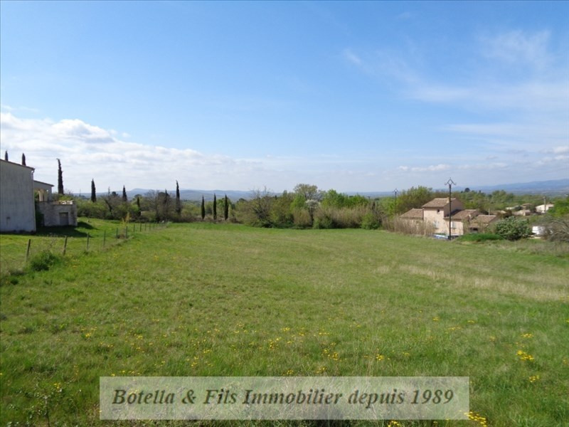 Sale site Barjac 79 000€ - Picture 1