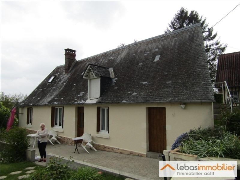 Vendita casa Cany barville 138030€ - Fotografia 3