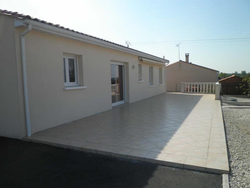 Location maison / villa Villejoubert 668€ CC - Photo 5