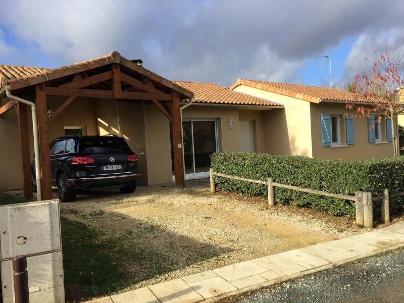 Location maison / villa Vivonne 700€ CC - Photo 1
