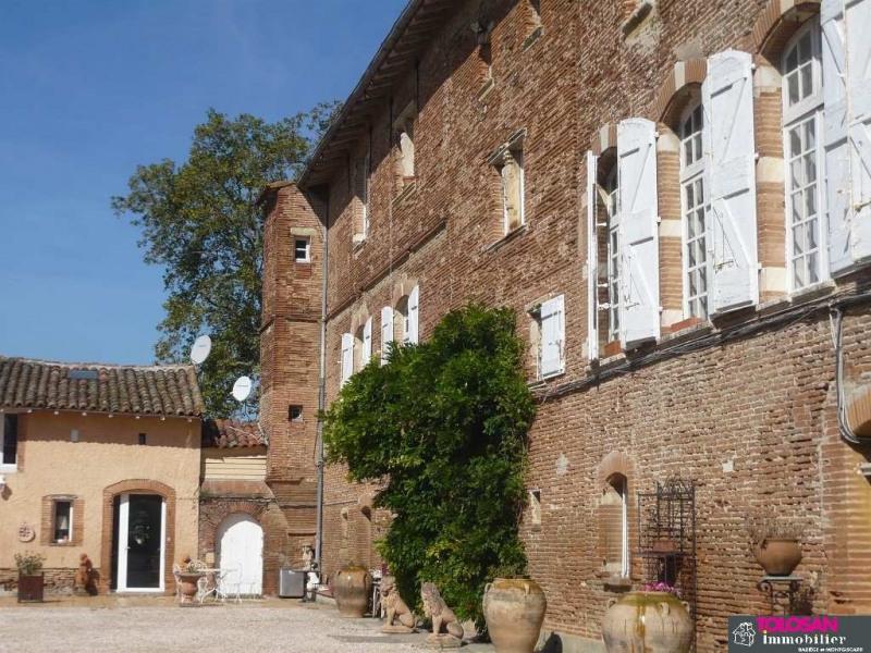 Deluxe sale chateau Montgiscard proche 1299000€ - Picture 2
