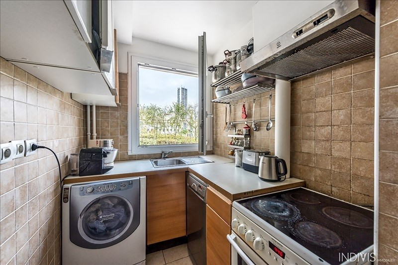 Sale apartment Puteaux 420000€ - Picture 9