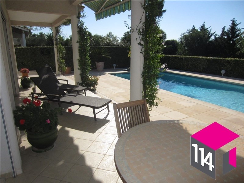Vente maison / villa Baillargues 550000€ - Photo 3