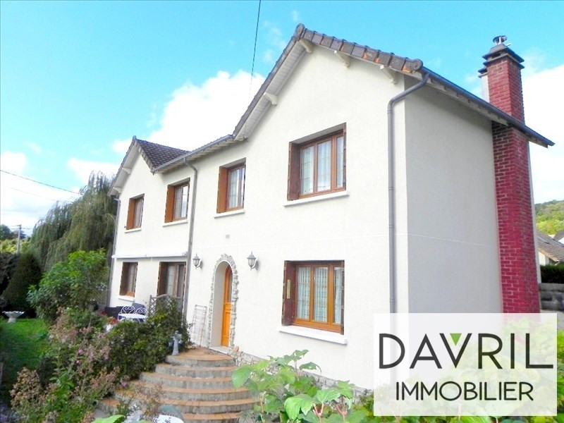Vente maison / villa Chanteloup les vignes 367500€ - Photo 1