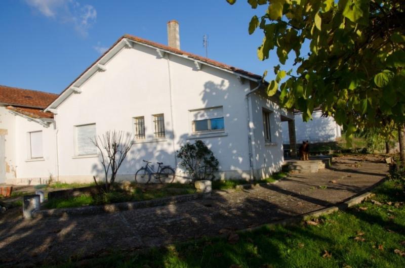 Sale house / villa Saint aubin de lanquais 128500€ - Picture 1