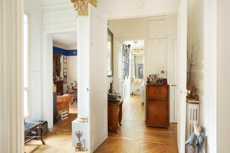 Revenda residencial de prestígio apartamento Paris 7ème 1990000€ - Fotografia 6