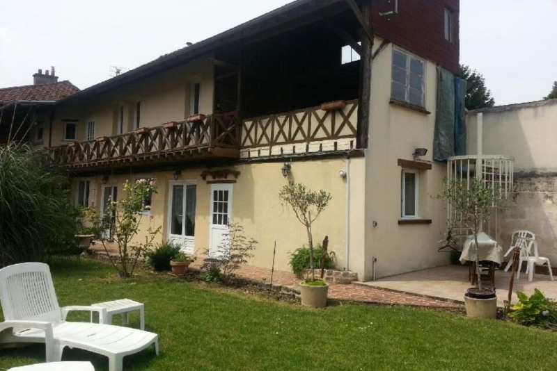 Vente maison / villa Villers cotterets 204000€ - Photo 1