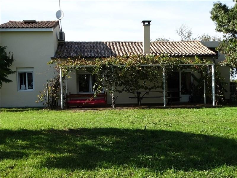 Vente maison / villa Soussans 233200€ - Photo 6
