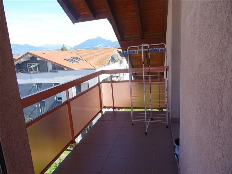 Vente appartement Reignier-esery 269000€ - Photo 8
