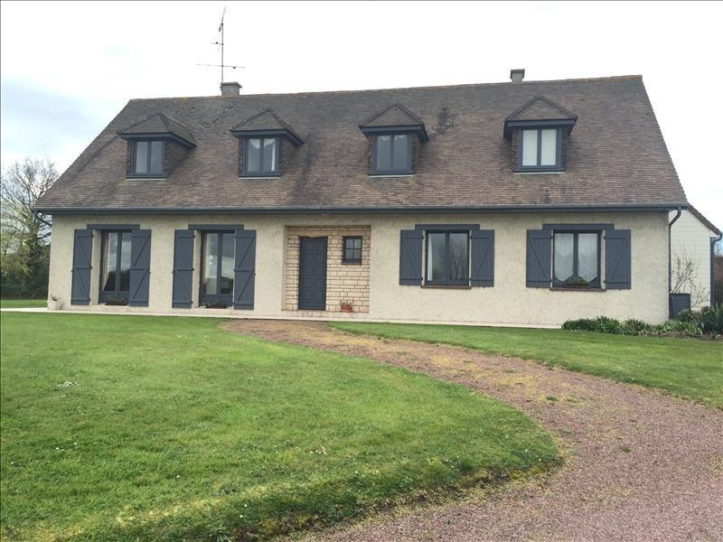 Sale house / villa Lessay 329000€ - Picture 1