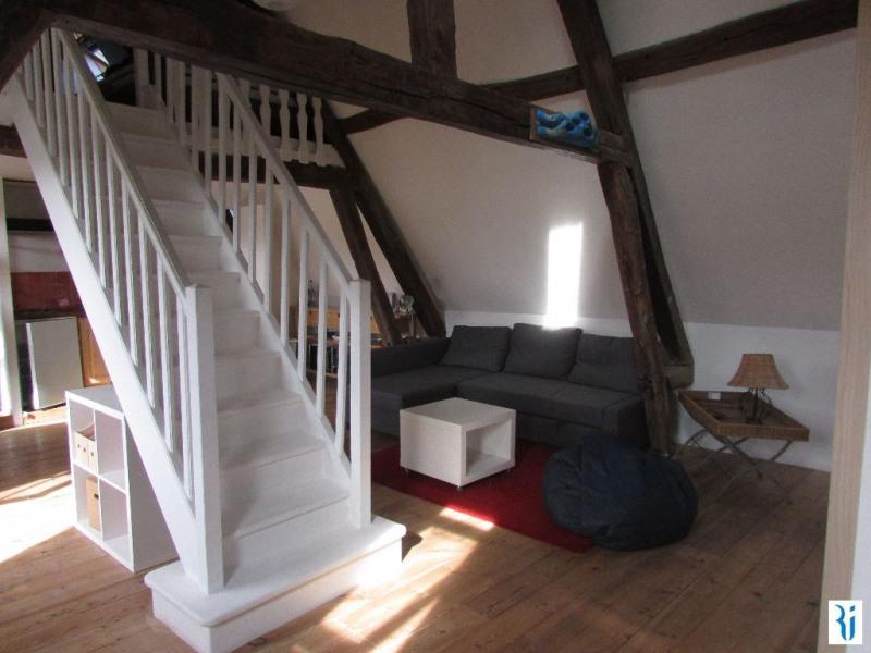 Vente appartement Rouen 147000€ - Photo 1