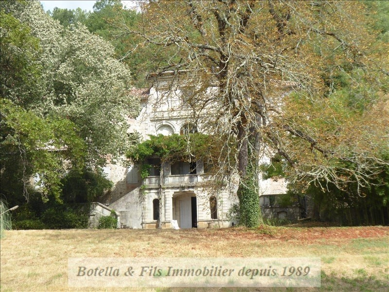 Vente de prestige maison / villa Les vans 745000€ - Photo 1