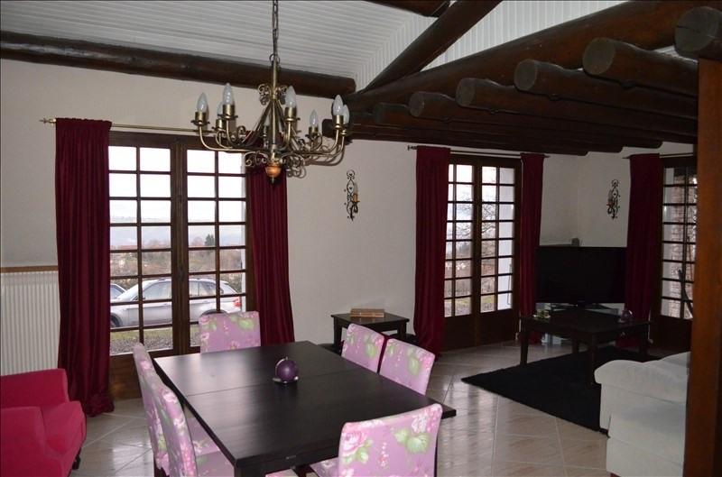 Vente maison / villa Chanay 395000€ - Photo 6