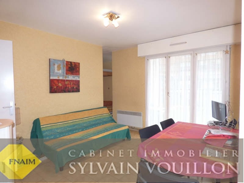 Vendita appartamento Villers sur mer 117000€ - Fotografia 3