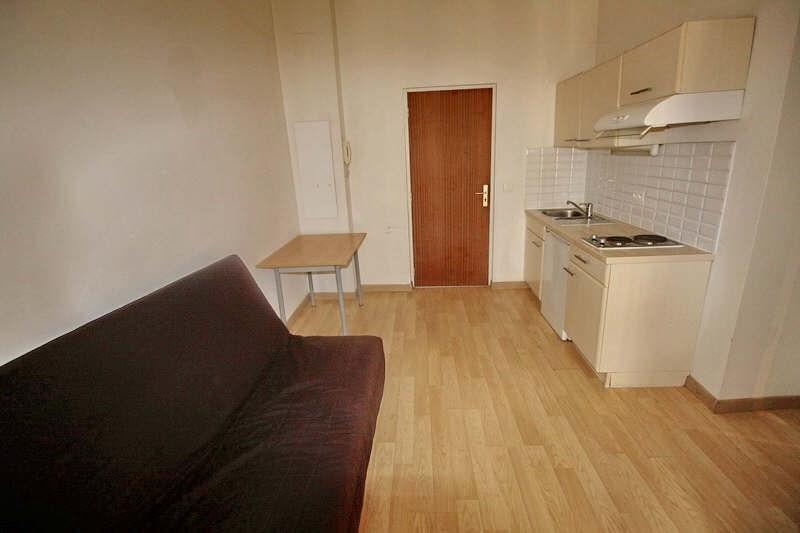 Rental apartment Nice 460€ CC - Picture 2