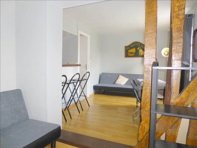 Sale apartment Honfleur 126000€ - Picture 1