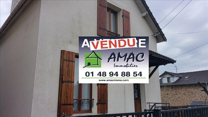 Vente maison / villa Villemomble 275600€ - Photo 1
