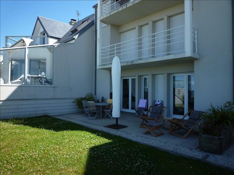 Vente de prestige appartement St martin de brehal 493000€ - Photo 1