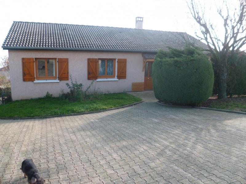Sale house / villa L arbresle 277500€ - Picture 2