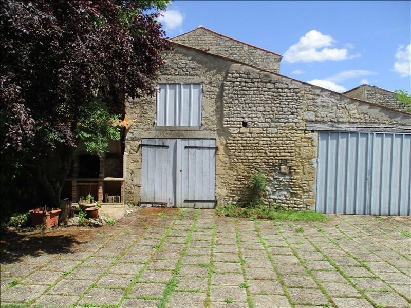 Sale house / villa Blanzay sur boutonne 159750€ - Picture 6