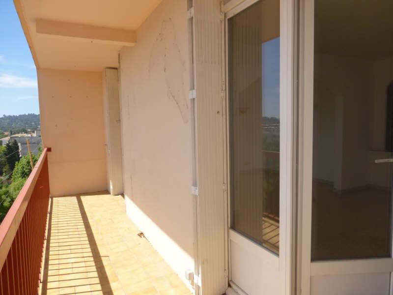 Sale apartment Toulon 165000€ - Picture 2