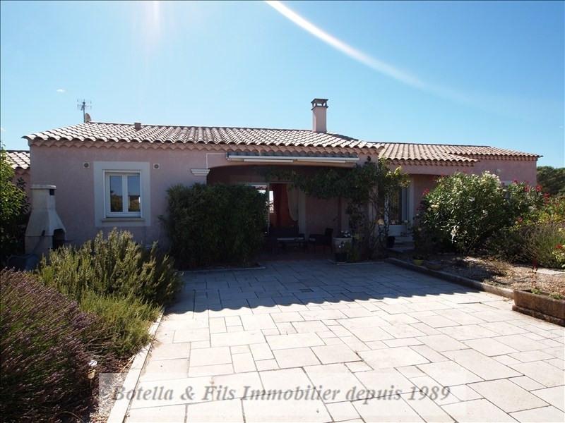 Venta  casa Uzes 392000€ - Fotografía 1