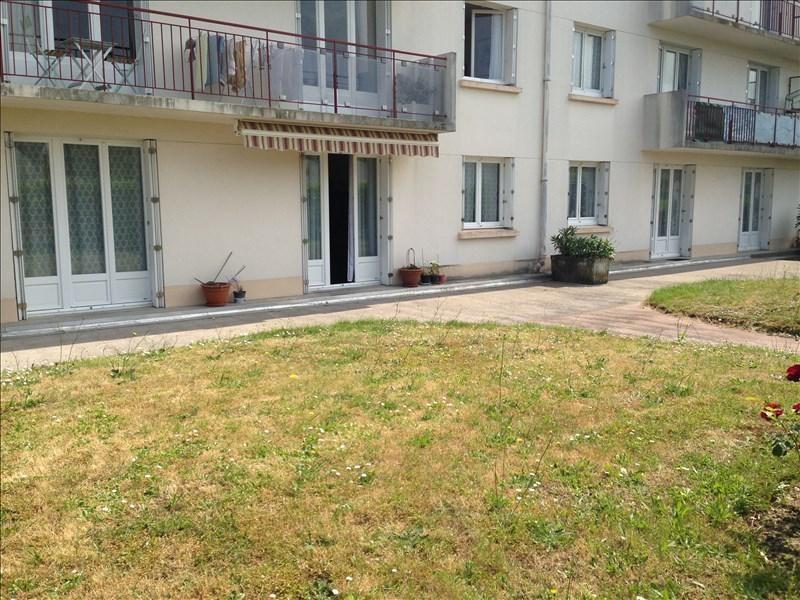 Sale apartment Nantes 164000€ - Picture 1