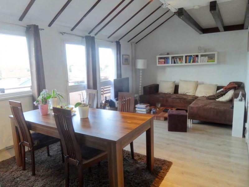 Venta  apartamento Gaillard 220000€ - Fotografía 2