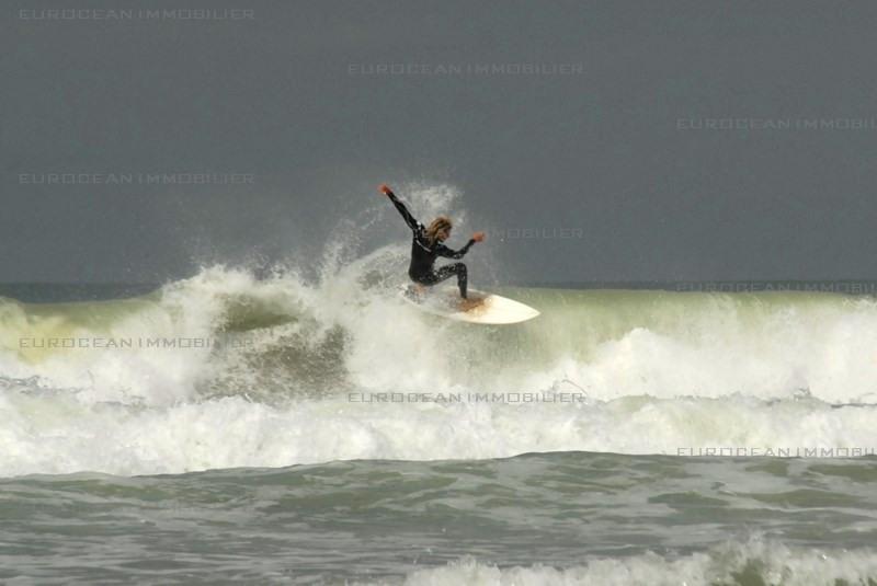 Alquiler vacaciones  casa Lacanau ocean 324€ - Fotografía 9