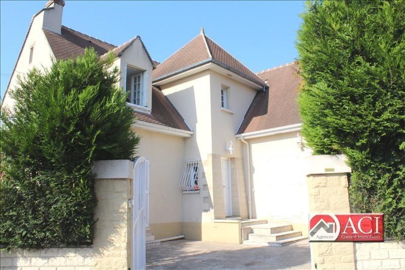 Sale house / villa Montmagny 420000€ - Picture 1