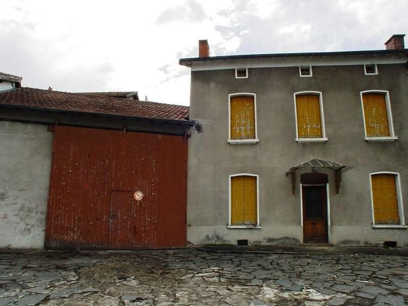 Vente maison / villa Dunieres 117600€ - Photo 1