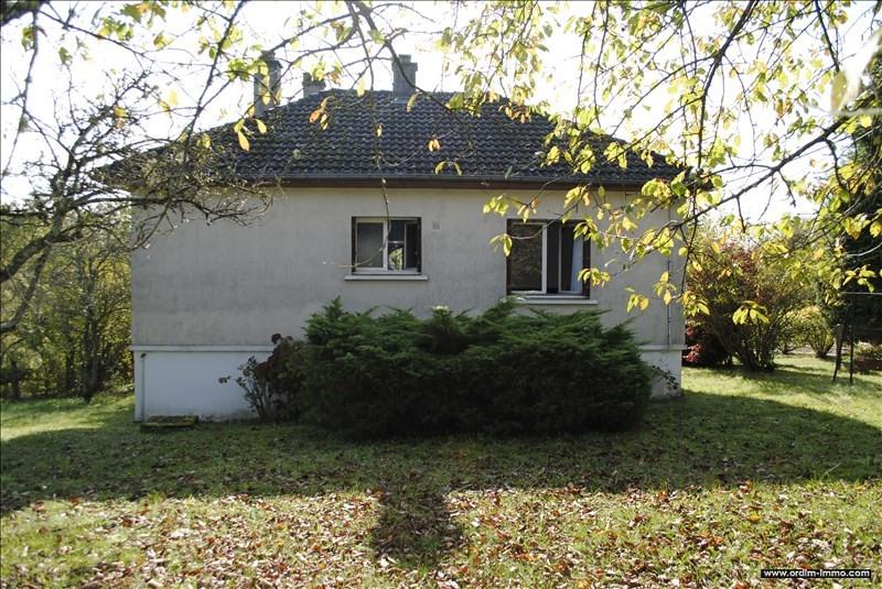 Vente maison / villa St amand en puisaye 85000€ - Photo 8