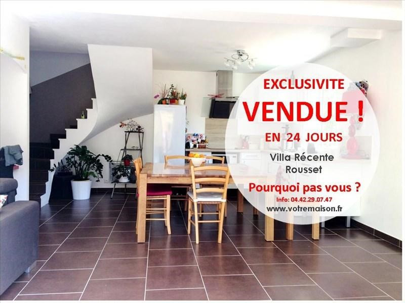 Vente maison / villa Rousset 329 000€ - Photo 1