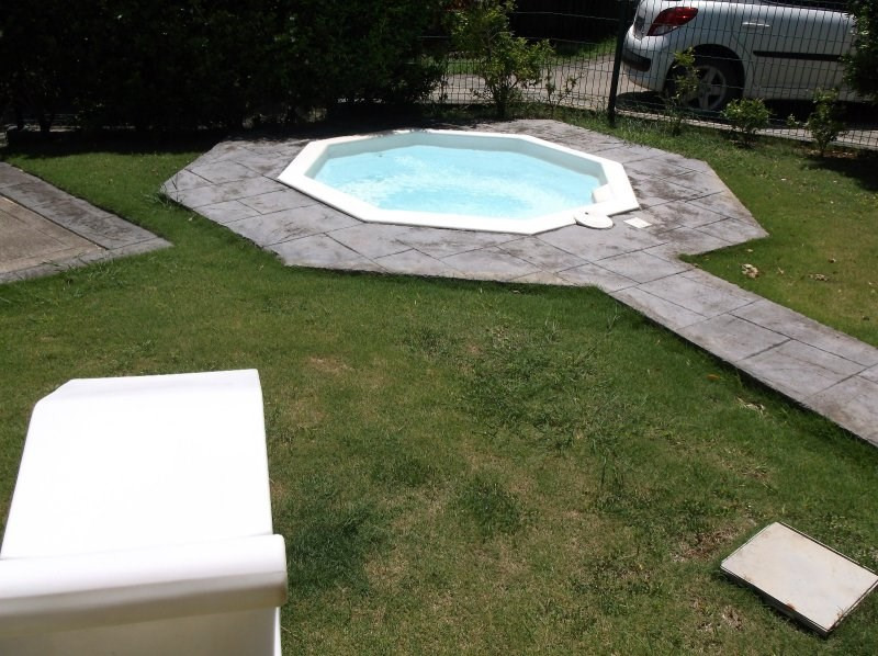 Rental house / villa Petit bourg 1500€ CC - Picture 2