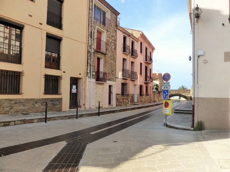 Vacation rental apartment Collioure 273€ - Picture 9