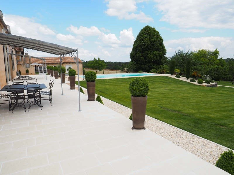 Vente de prestige maison / villa Chateau leveque 647000€ - Photo 8