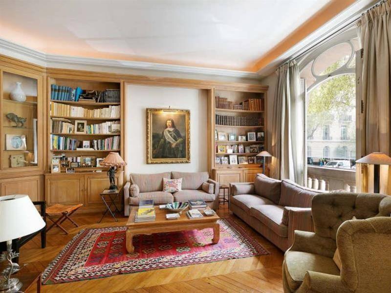 Revenda residencial de prestígio apartamento Paris 16ème 3970000€ - Fotografia 3