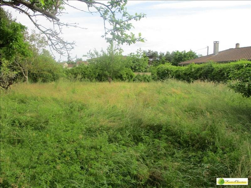 Vente terrain Angoulême 27 500€ - Photo 1